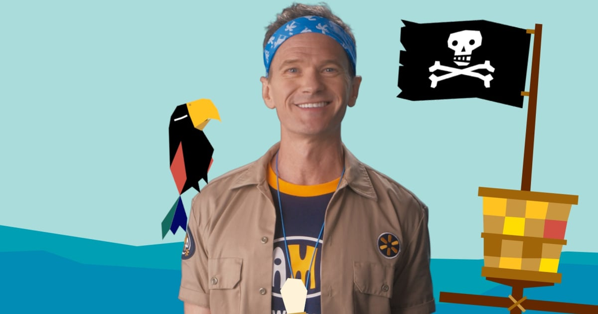 Walmart Launched a Virtual Camp, and Neil Patrick Harris Is Head Counselor
