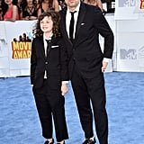 Bella and Mark Ruffalo