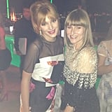 Looking good! Bella Thorne joined Teen Vogue's Amy Astley for the Young Hollywood bash. Source: Instagram user bellathorne