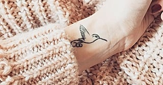 50 Cute Ideas For a Wrist Tattoo That You Won't Get Sick of Looking At
