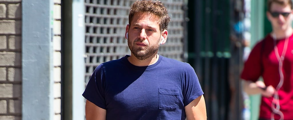 Jonah Hill Walking in NYC Pictures July 2017