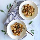 Sage Brown Butter Cauliflower Gnocchi Recipe