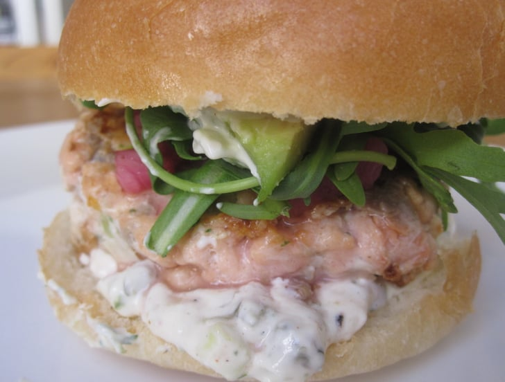 Salmon Burger Recipe 2010-05-25 17:36:55