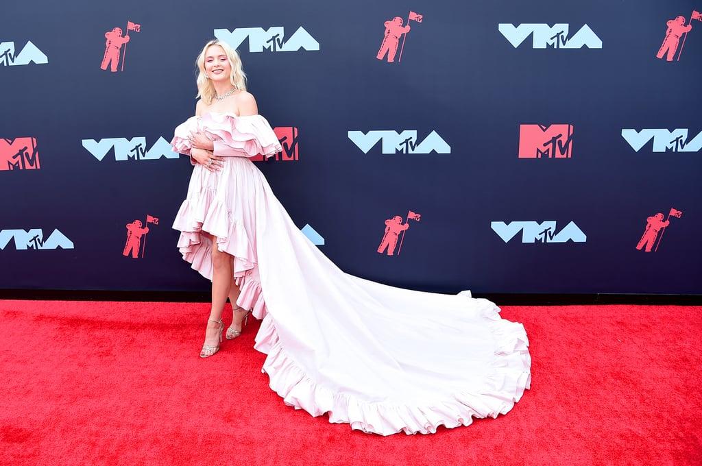Zara Larsson at the 2019 MTV VMAs