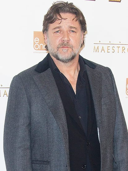 Russell Crowe Recalls the Hilariously Awkward First Time He Met Ryan Gosling