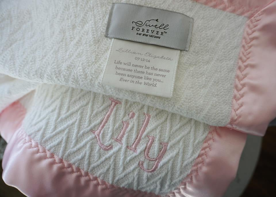 Swell Forever Baby Blankets