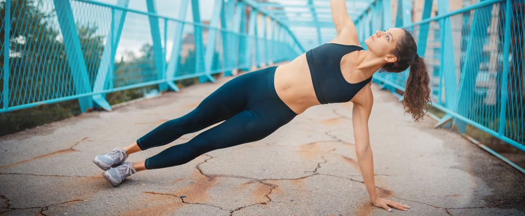 10-Minute Bodyweight Core Workout