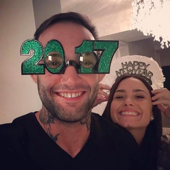 """Demi Lovato Dating Guilherme """"Bomba"""" Vasconcelos 2017"""