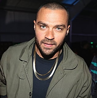 "<A href=""https://www.popsugar.com/Jesse-Williams"">Jesse Williams</a>, Grey's Anatomy"