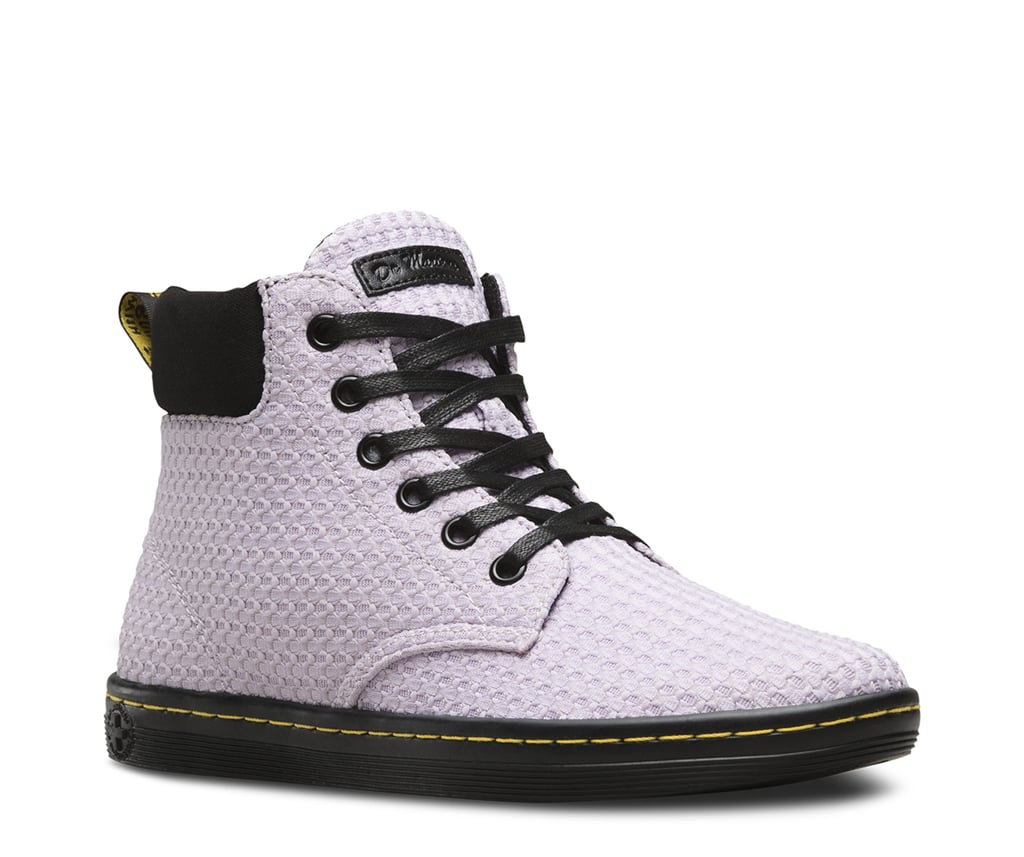 Dr. Martens Waffle Cotton Fine Canvas Maelly Boots