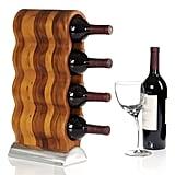 Nambé Curvo Wine Rack