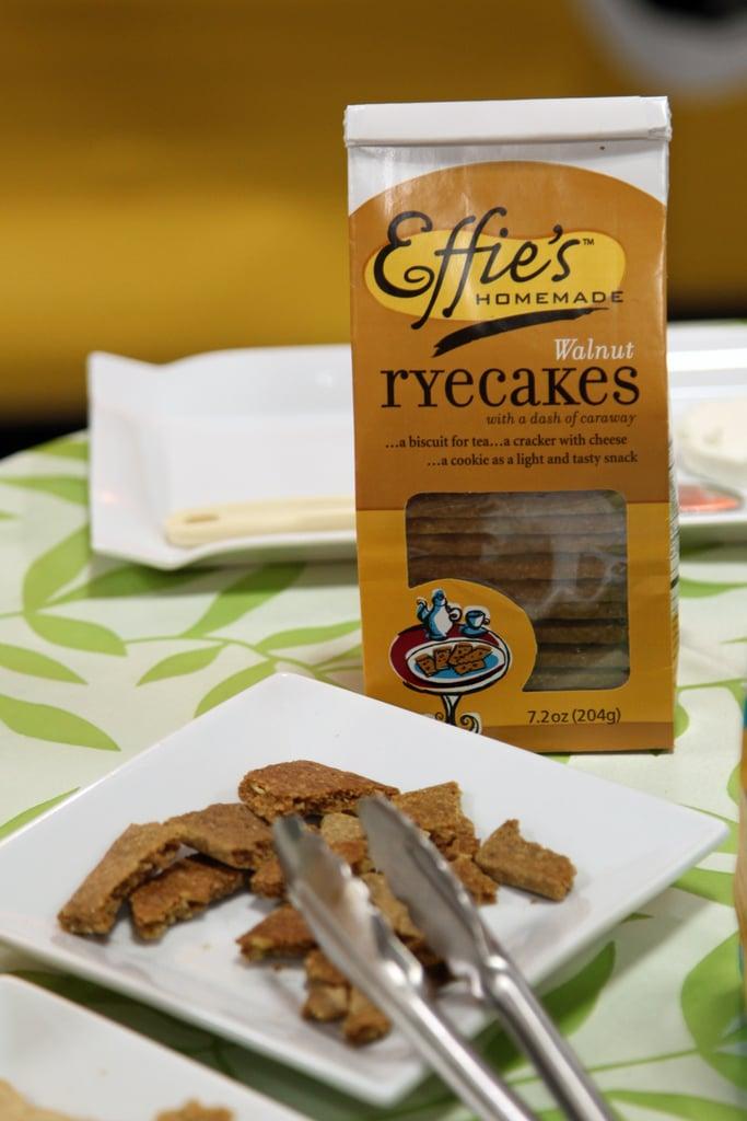 Effie's Homemade Walnut Ryecakes