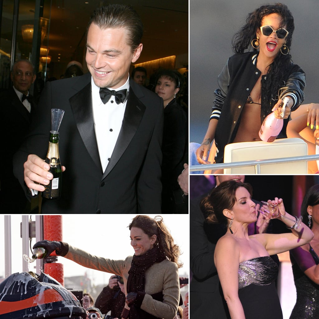 Pictures Of Celebrities Partying