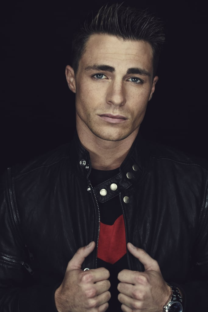 Colton Haynes Hot Pictures