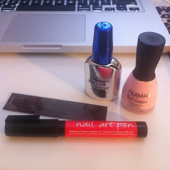 DIY Nail Art: We Test Manicare's GlamNails Nail Art Pen