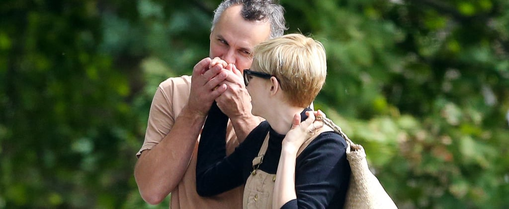 Michelle Williams and Phil Elverum Pictures Sept. 2018