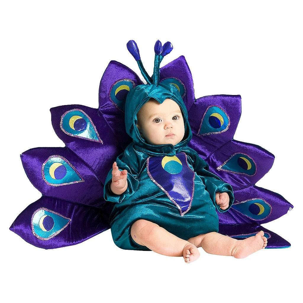 Infant Kids' Baby Peacock Costume