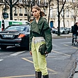 Tuck Your Pants Into a Pair of Knee-High Boots