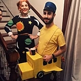 Ms. Frizzle and the Magic School Bus