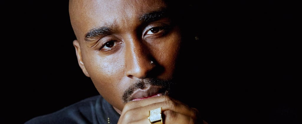 The Resemblance Between Tupac Shakur and Demetrius Shipp Jr. Is, Frankly, Insane