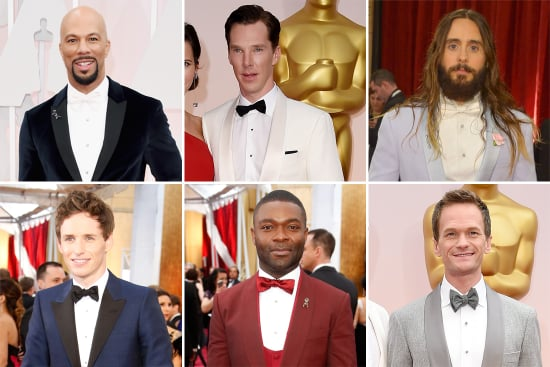 Best Dressed Guys at the Oscars 2015