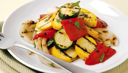 Pair With Anything Side: Marinated Grilled Vegetables