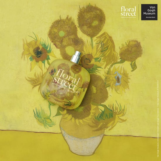 Floral Street Launches Perfume With Vincent Van Gogh Museum