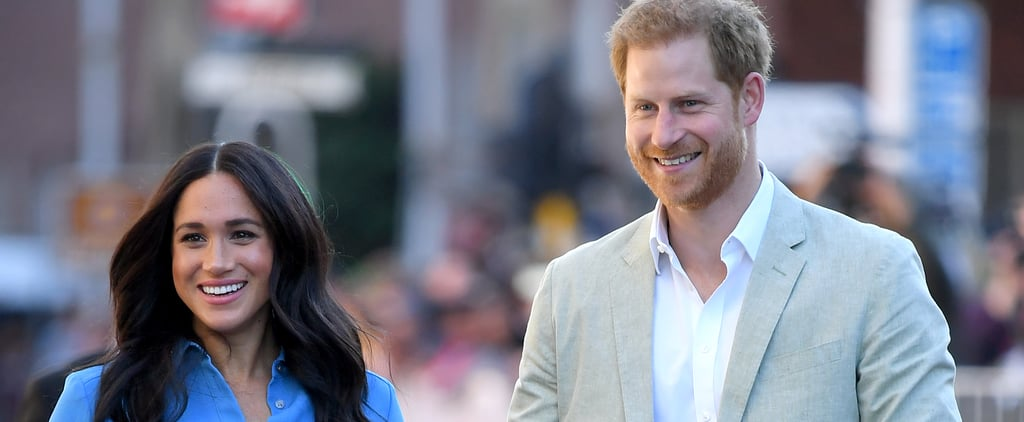 Meghan Markle and Prince Harry Are Expecting a Second Child