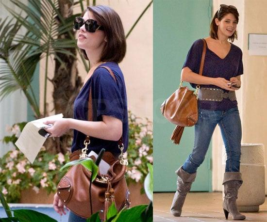 Photos of Ashley Greene in LA