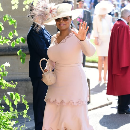 Celebrities at the Royal Wedding 2018