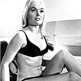 Shirley Eaton, Goldfinger