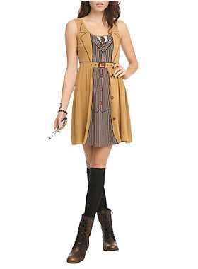 Doctor Who Tenth Doctor David Tennant Dress