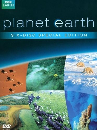 Planet Earth Six-Disc Special Edition