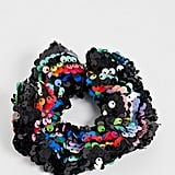 Liars & Lovers Multi Sequin Hair Scrunchie