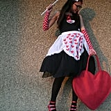 Chic Queen of Hearts