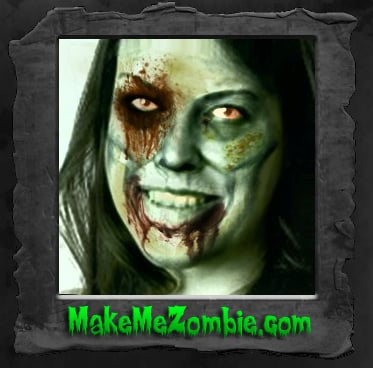 Turn Yourself Into a Zombie For Halloween