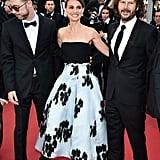 Natalie Portman and Ram Bergman