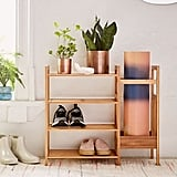 Bamboo Entry Way Organiser