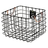 More Home Storage: Threshold Small Milk Crate Wire Basket