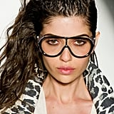 Add a pair of oversize shades to the runway, and this look is ready for a day at McCarren Park.