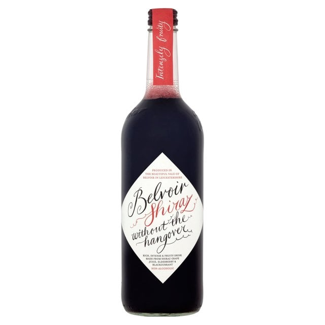 Belvoir Shiraz Without The Hangover