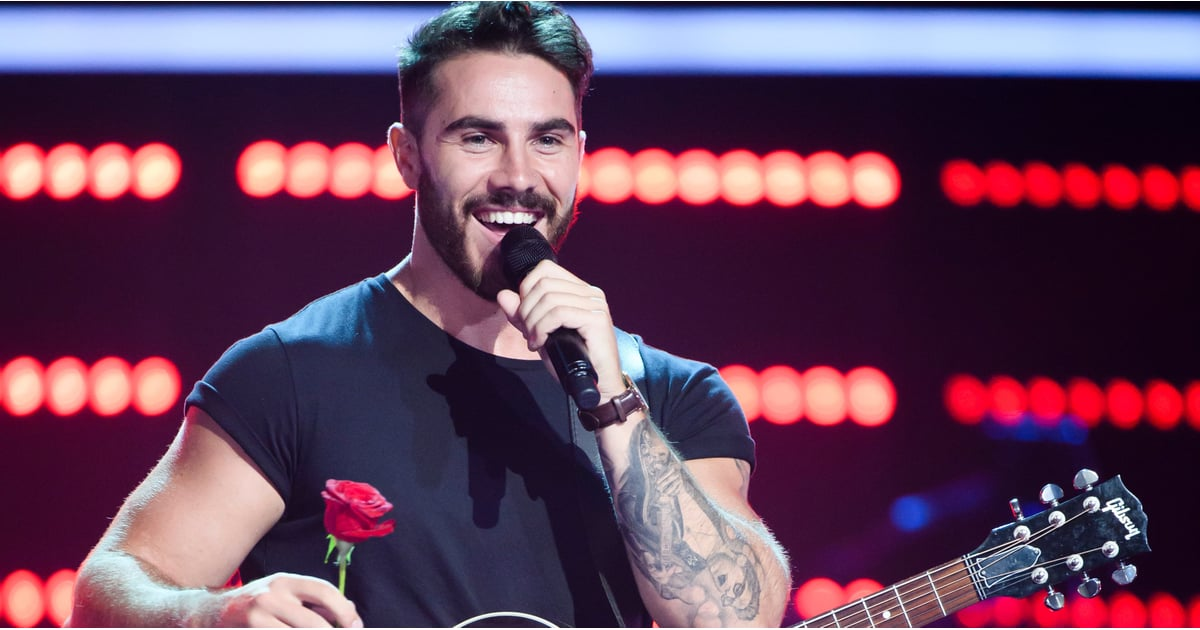 Tim Conlon Pictures From The Voice 2017 Popsugar
