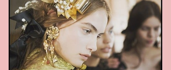 Brides, Paris Haute Couture Beauty Is the Only Reference You Need