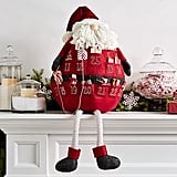 Santa Plush Advent Calendar