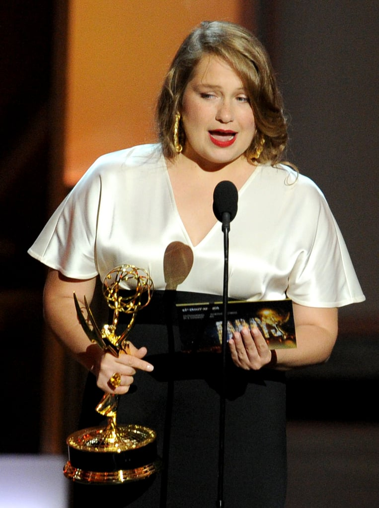 Best Award Acceptance: Merritt Wever at the Emmys