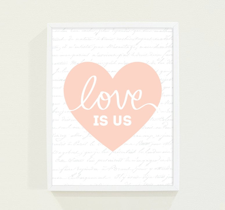 Love is us ($18)