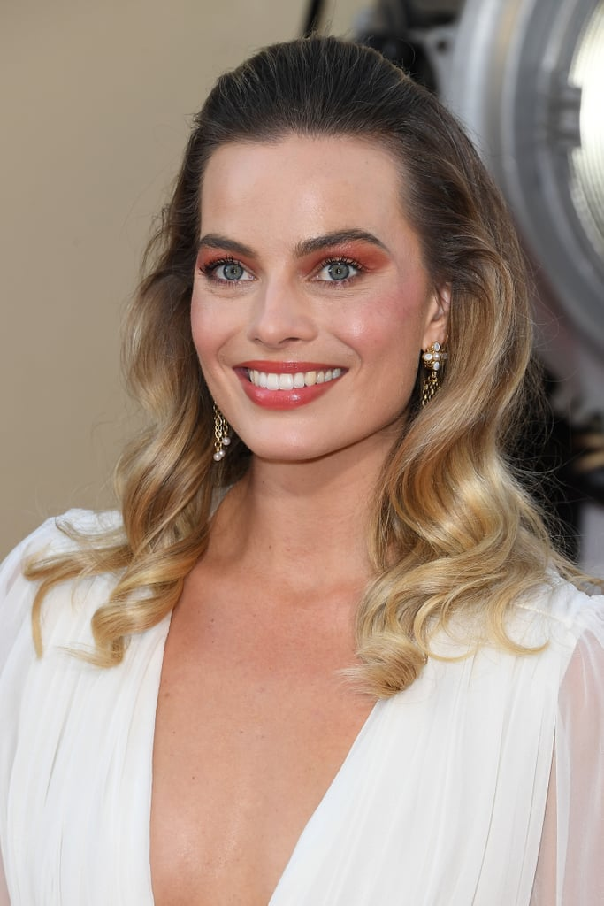Margot Robbie Hair and Makeup Once Upon a Time in Hollywood