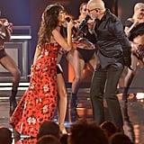 Camila Cabello With Pitbull