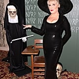 Bette Midler as a Witch