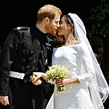 Related:                                                                                                           Relive The Moment Harry and Meghan Sealed Their Love With a Kiss